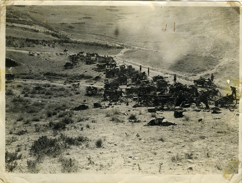Battle of Megiddo,  1918